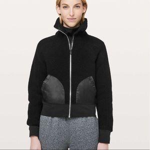 Lululemon So Sherpa Jacket